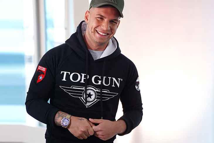 TOP GUN bei Mode Helfmann