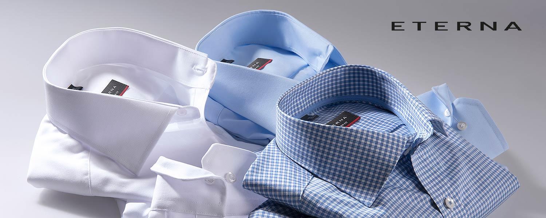 Herren-Hemden von ETERNA